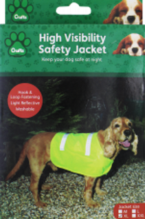 Crufts High Visibility Safety Jacket