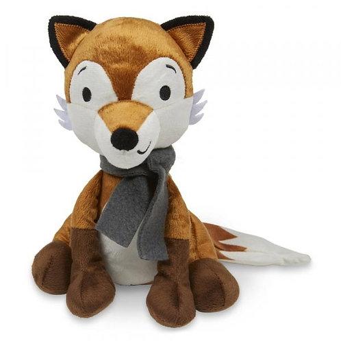 Plush Dog Toy - Fox