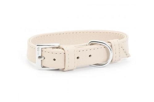 Ancol  Folded Collar Leather - (Truffle)