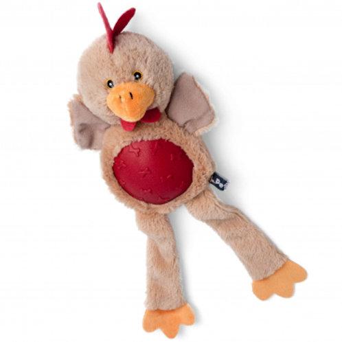 Petface Buddies - Rubber Tum Chicken