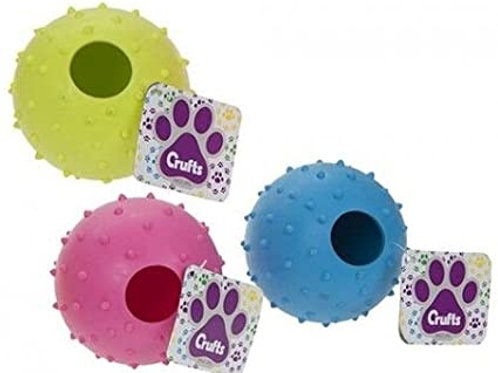 Crufts Treat Ball Large