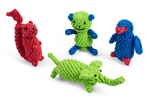 Toyz Mixed Rope Characters