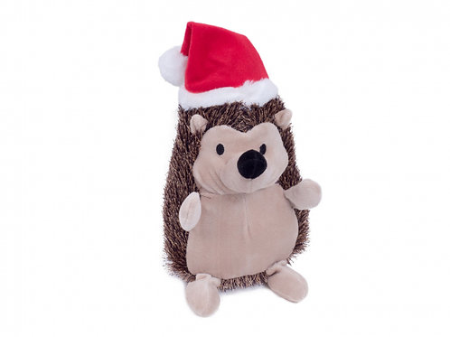 Santa Hedgehog (Large)