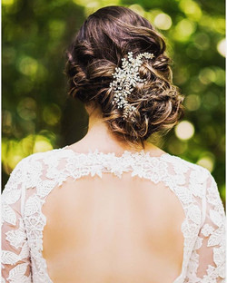 Bride by our specialist Amanda💍