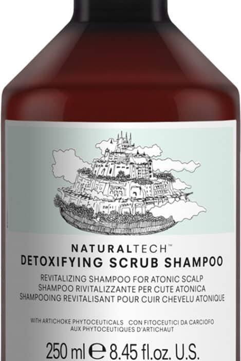 NaturalTech Detoxifying Scrub Shampoo