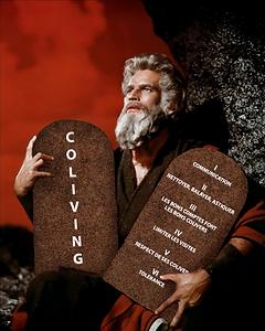 Commandements colocation