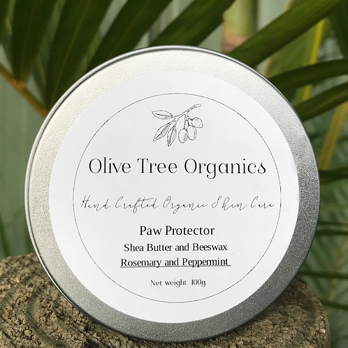 Olive Tree Organics Rosemary & Peppermint Paw Protector