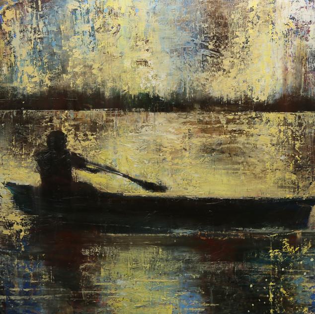 "canoe 36"" x 60"""