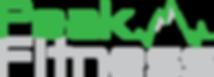Peak Fitness Dieppe Logo