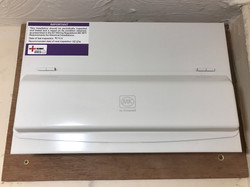 New Consumer Unit (After)