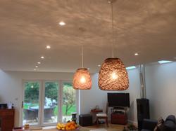 Down Lights & Pendants (renovation)