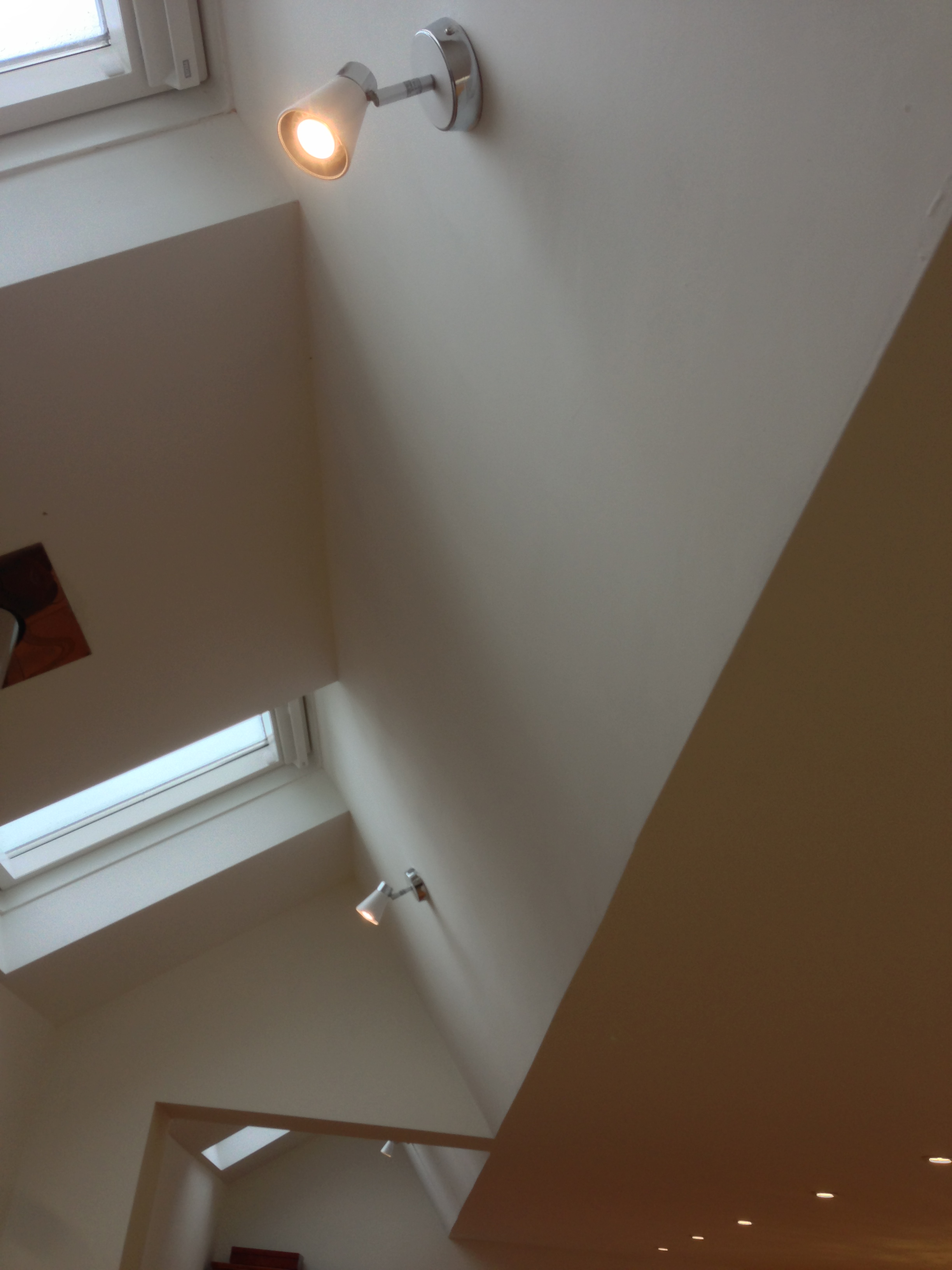 Spot Lights (renovation/rewire)
