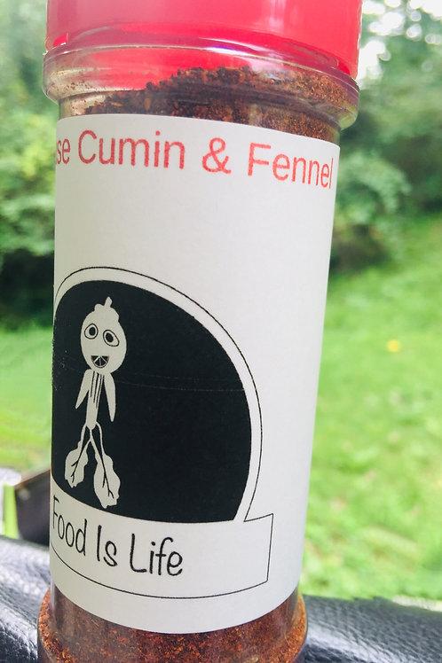 House Seasoning Cumin & Fennel Blend