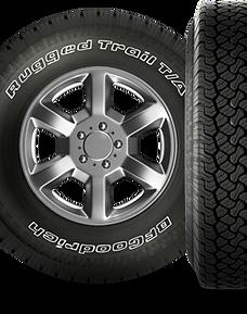BFGoodrich Rugged Trail TA-Tire