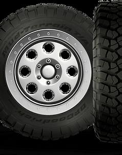 BFGoodrich Mud-Terrain TA KM-2-Tire