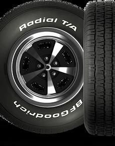 BFGoodrich Radial TA-Tire