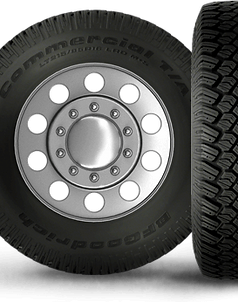 BFGoodrich Commercial TA Traction-Tire
