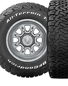 BFGoodrich All-Terrain TA KO2-Tire