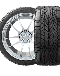 BFGoodrich g-Force Comp 2 AS-Tire