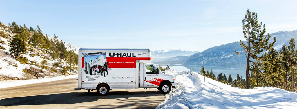 U-Haul at Tire Discount Outlet!