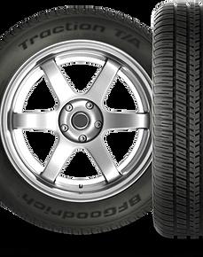 BFGoodrich Traction TA-Tire