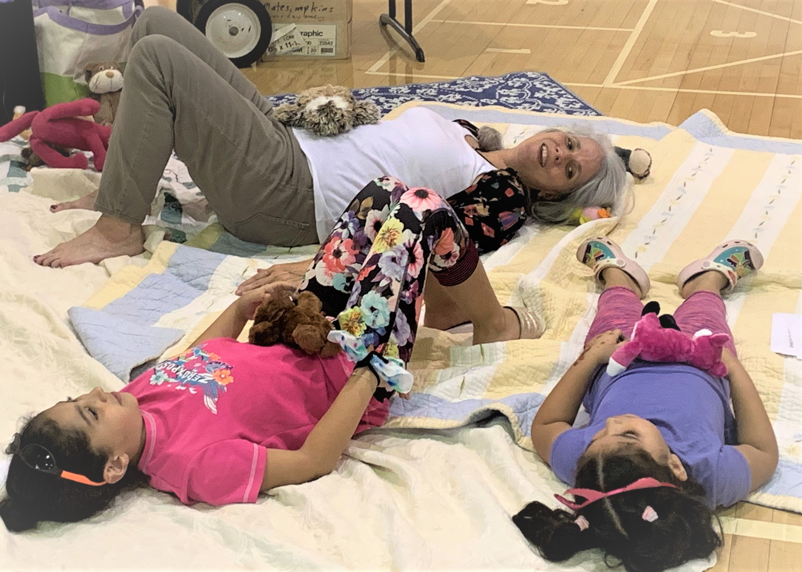 Breathing Buddies for Family Well-Being