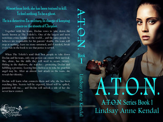 New Release! A.T.O.N.