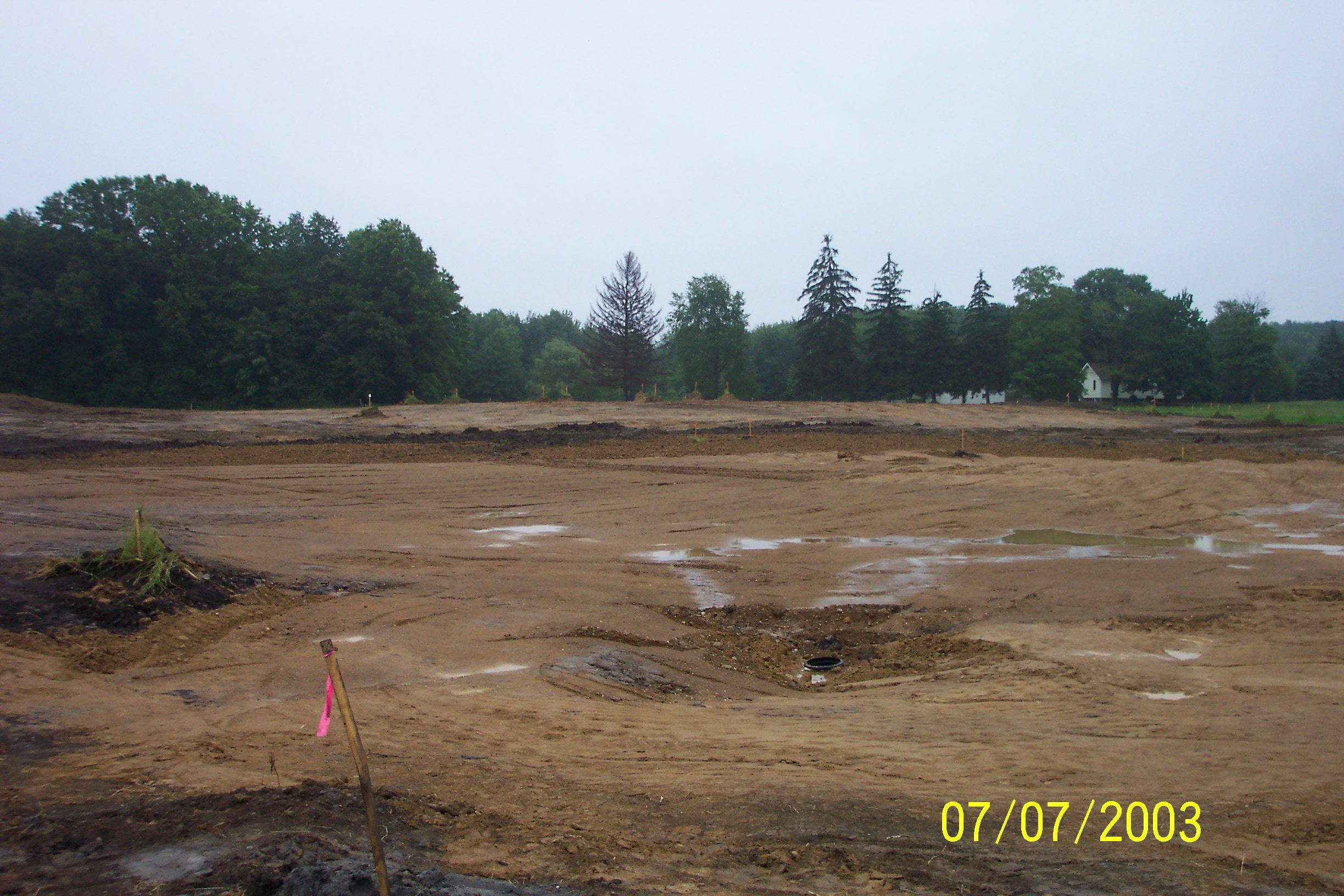 GCC Ground Breaking-2003