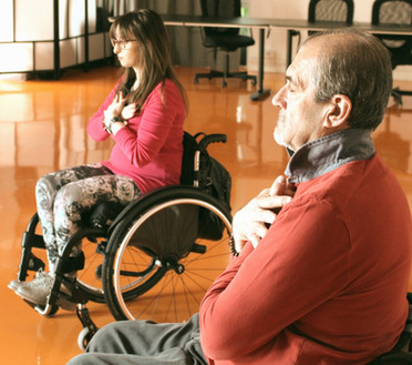 Yoga e disabilità
