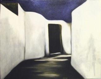 Wendy Briggs painting