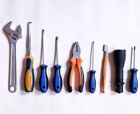 Hand tools variation.