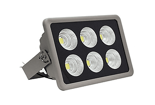 Lighting system, floodlights, searchlights, and light bulbs.