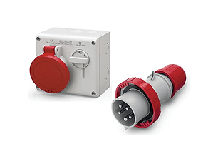 Switches for electrical installations.