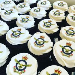 ADFA cupcakes