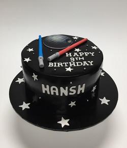 Hansh