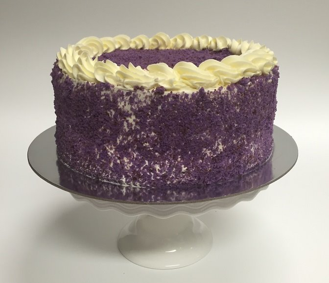 Purple Yam (Ube) Cake_edited