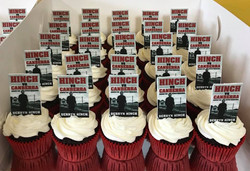 Hinch cupcakes