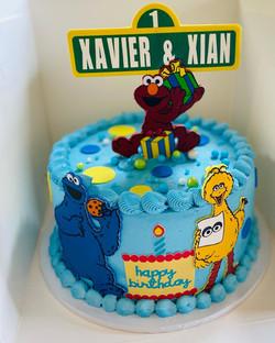 Xavier & Xian