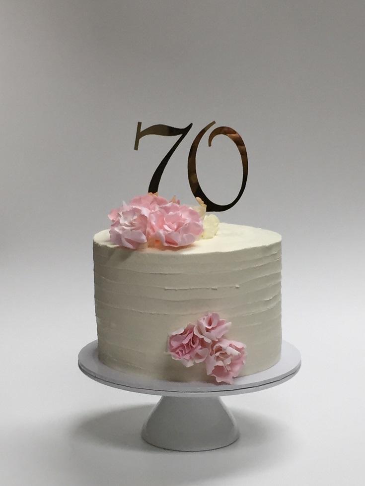 70th mum