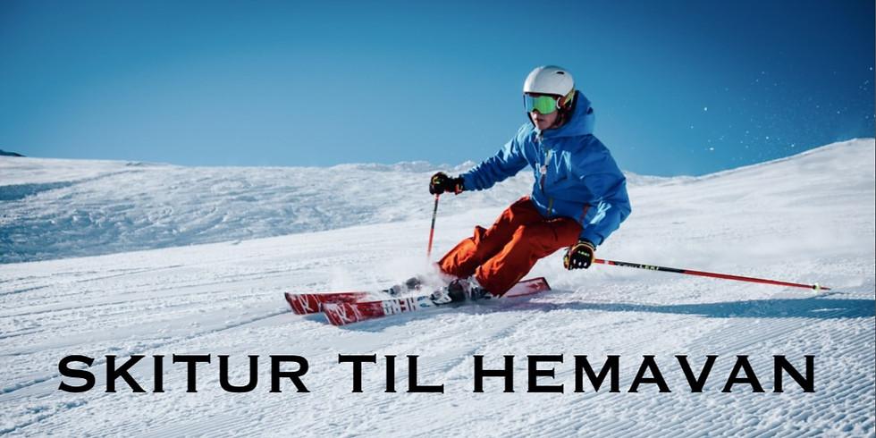 Skitur til Hemavan
