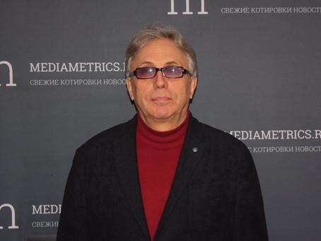 Геннадий Сирота в эфире «Медиаметрикс»