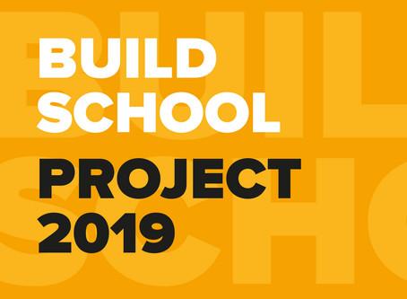 Открыт прием заявок на конкурс Build School Project