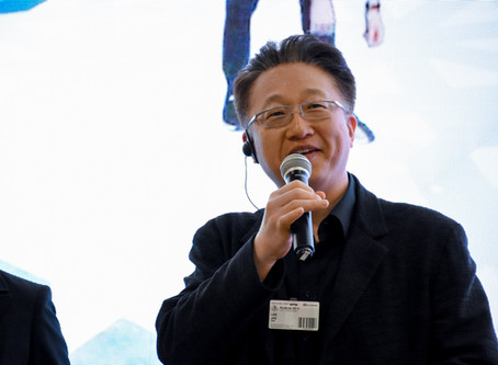 Джей Ли дал мастер-класс на AlumForum