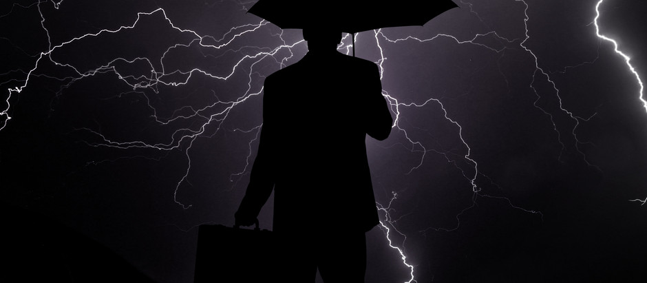 A sudden storm – how will COVID-19 change the job market?