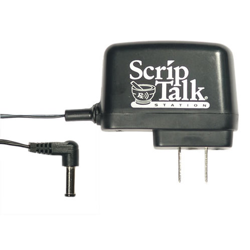 Power Adapter with ScripTalk Logo