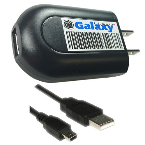 Galaxy Charger and USB Cable