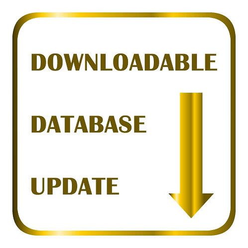 Downloadable Database Update Icon