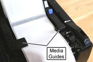 ScripTalk Printer Label Alignment