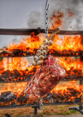 The Wall of Fire Game of Tongs 2019