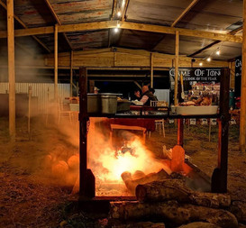 Game of Tongs 2019 Fiery Feast